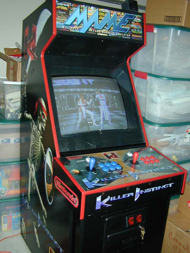 KID   My MAME Cabinet