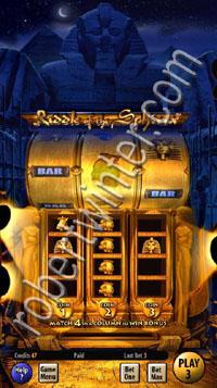 Odyssey slot machine offertes